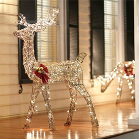 Up To 30 Off Select Holiday Decor