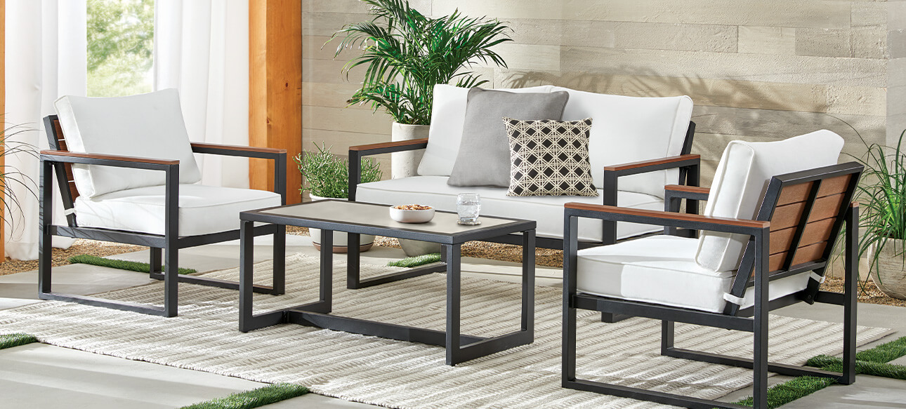 Outstanding Patio Chairs The Home Depot Pabps2019 Chair Design Images Pabps2019Com
