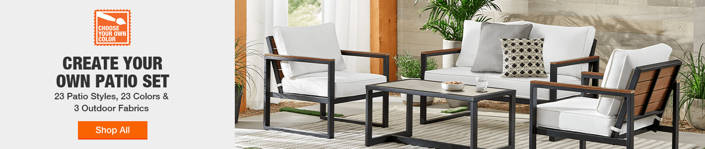 Outdoor Bar Furniture Create Your Own Patio Set 23 Styles Colors 3 Fabrics