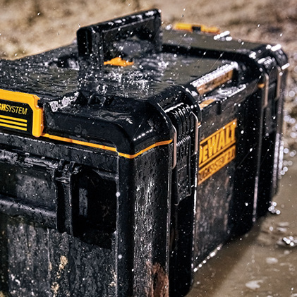 DWST08300 ToughSystem 2.0 Toolbox IP65 Rated