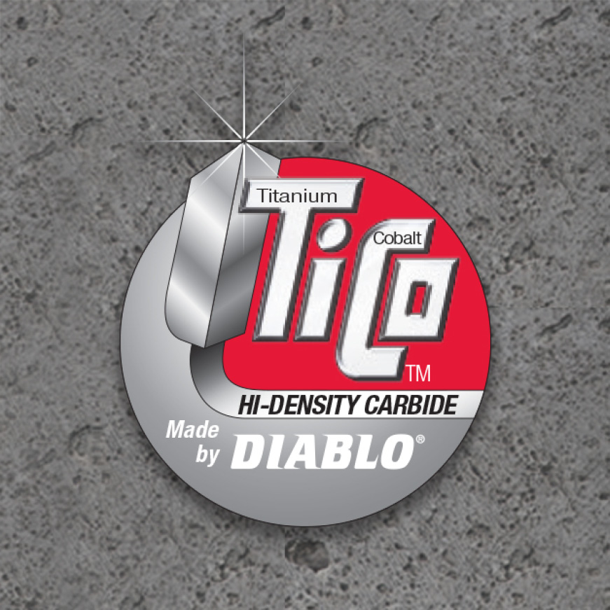 This is an image of the TiCO Carbide Logo