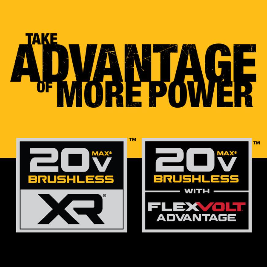 Take Advantage of More Power