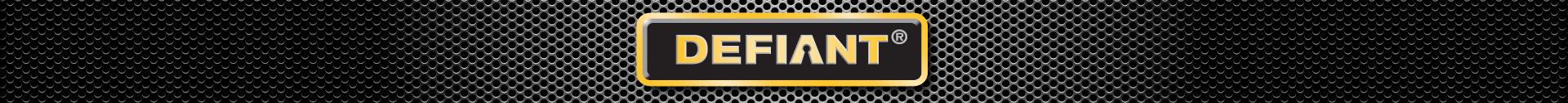 Defiant Logo Banner