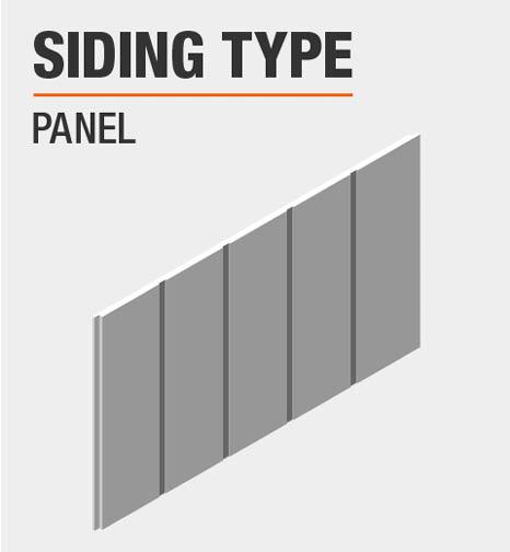 Lp Smartside Smartside 48 In X 96 In Strand Panel Siding