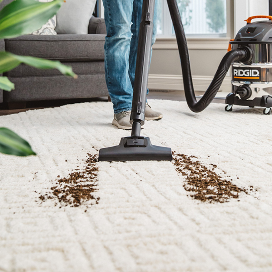 Carpet And Hard Floor Nozzle
