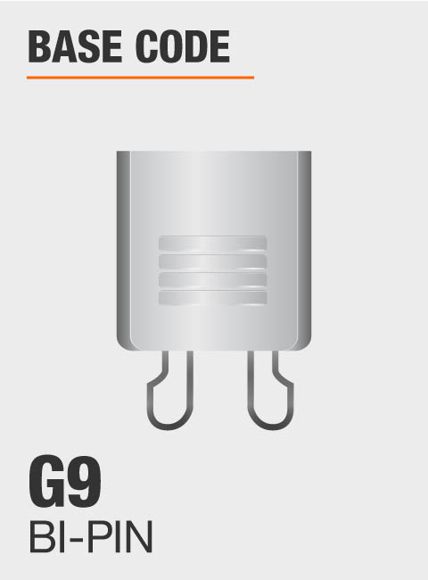 Compatible With G9 Sockets And Fixtures