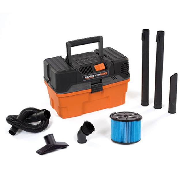 Includes 1-7/8 in. x 7 ft. Expandable Hose, 2 Extension Wands, Utility Nozzle, Dusting Brush, Crevice Tool, Fine Dust Filter