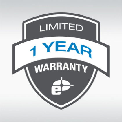 One Year Limited Warranty