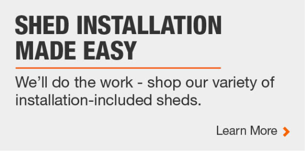 Shed Installation Made Easy