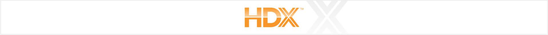 HDX Banner