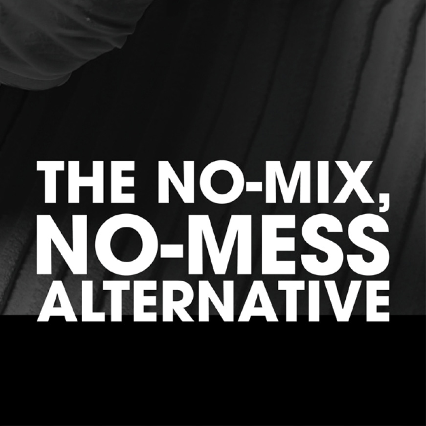 no mess alternative
