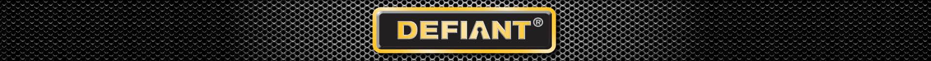 Defiant banner