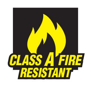 Class A Fire Resistant