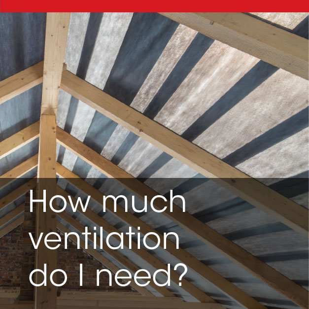 Always have a balanced ventilation system. The amount of exhaust ventilation should always be equal the amount of intake ventilation.