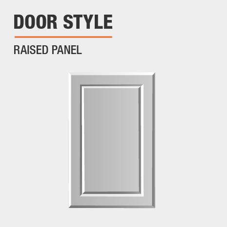 Designer door styles for increased customization
