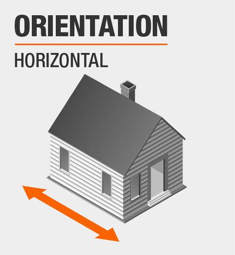 Siding Orientation