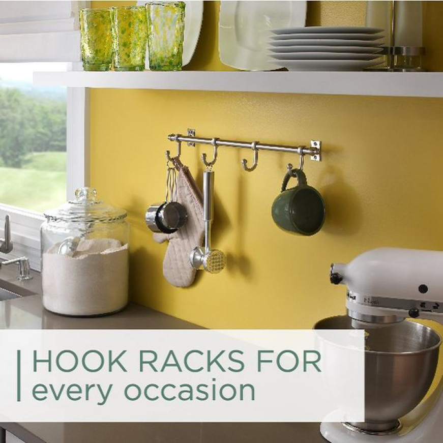 Hook Racks for Everyone Occasion
