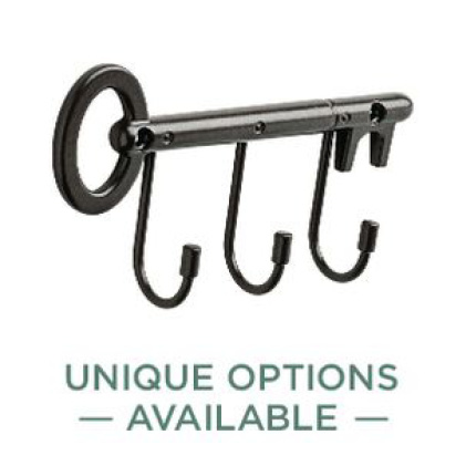 Unique Options Available