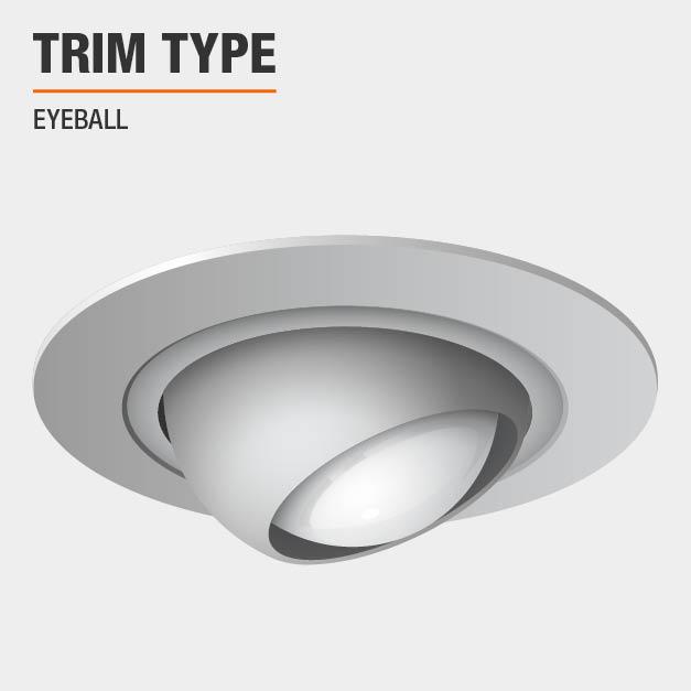 Trim Design Type, Eyeball