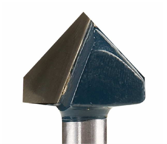 Close up of Bosch Glass and Tile bit tip