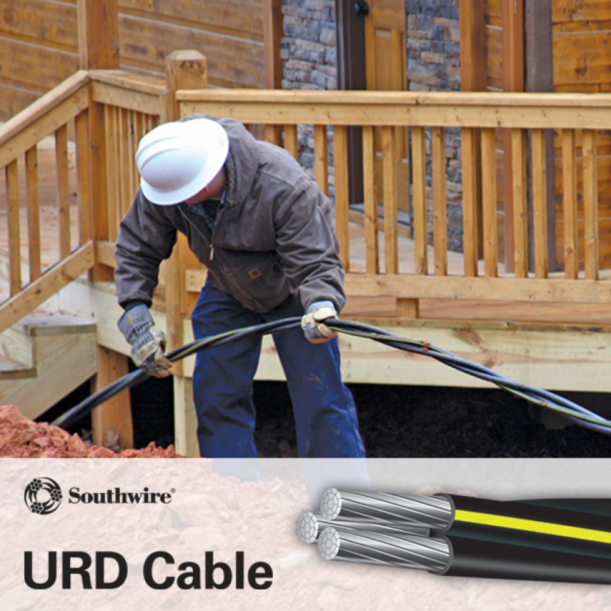 Underground Secondary Distribution Cables are especially suited for application requiring superior resistance to abrasion, scoring, and crushing.