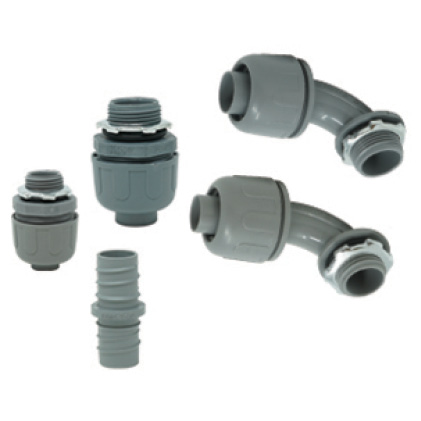 Southwire Straight and 90-Degree Type B Conduit Fitting Assortment
