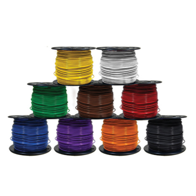 Southwire THHN-THWN Wire and Cable Assortment (Solid & Stranded)