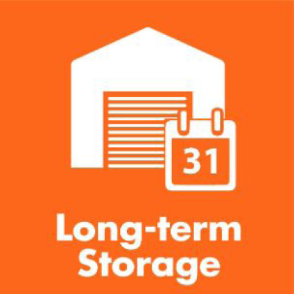 Provides long term storage
