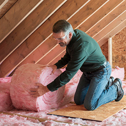 Owens Corning R 30 Ecotouch Pink Unfaced Fiberglass