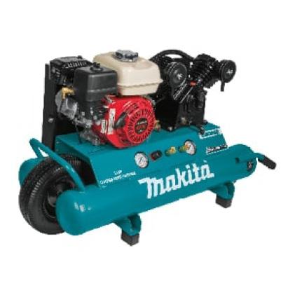 Hot dog Big Bore commercial air compressor for shop use, air tools, auto air tools