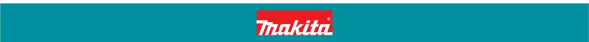 Makita Brand Banner