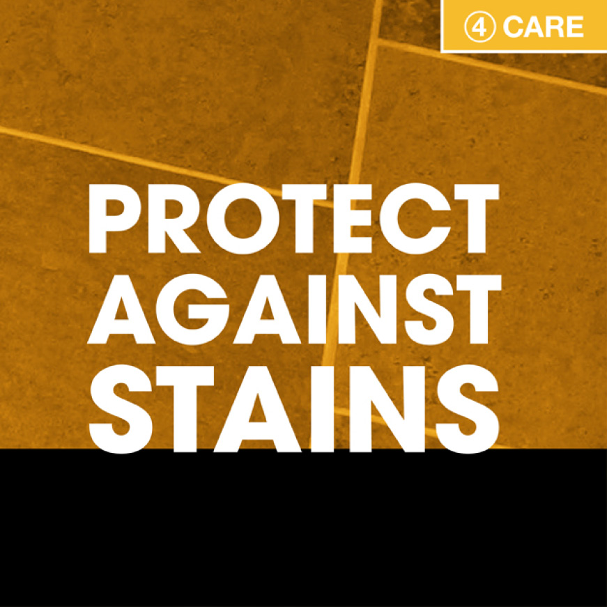 protect against stains