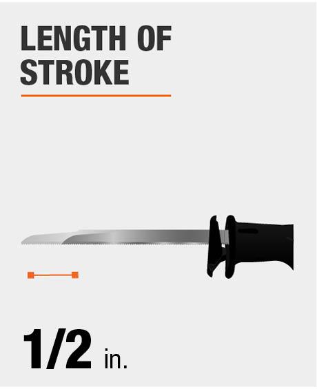 Length of Stroke