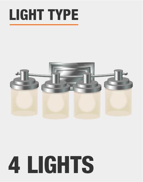 4 Lights