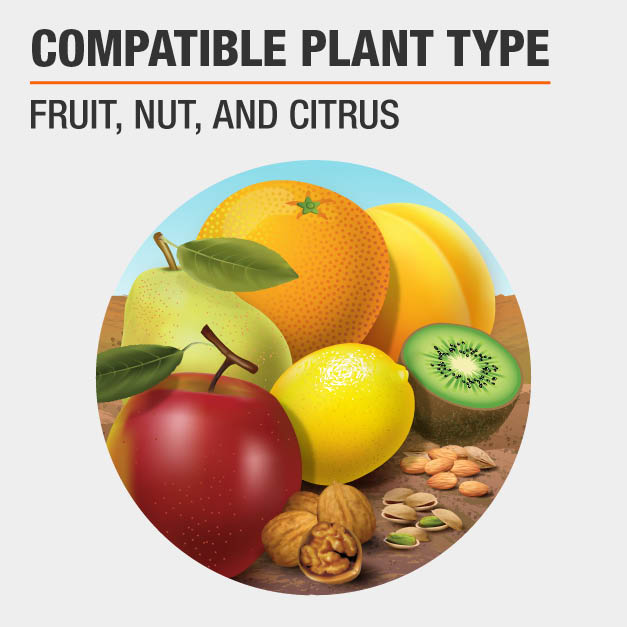 Fruit, Nut, and Citrus Plant Food