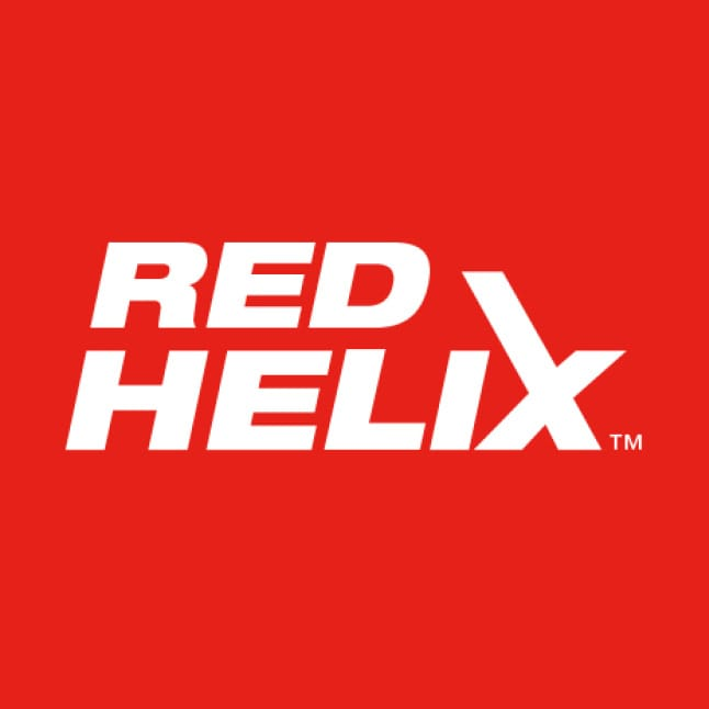 Red Helix Drill bits are made up of three components for the best user experience