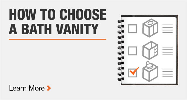 How to Choose a Bath Vanity