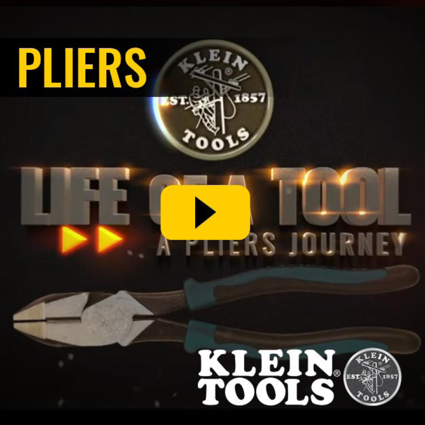 Learn More About Our Pliers!