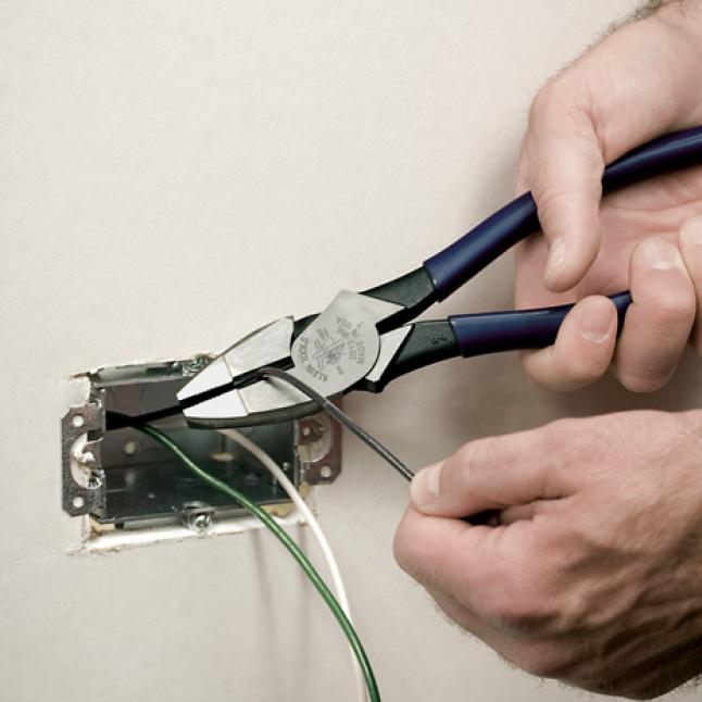 Side Cutting Pliers