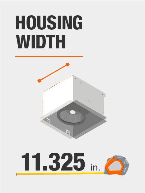Housing Width