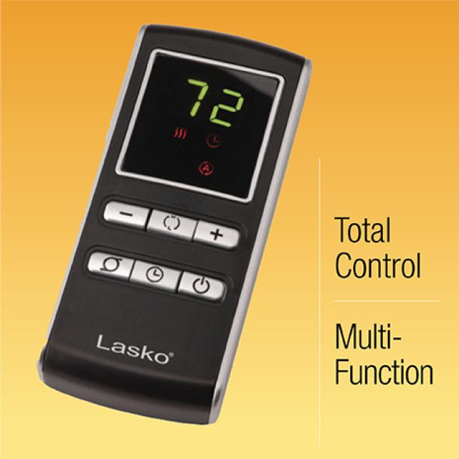 User-Friendly Digital Remote Control