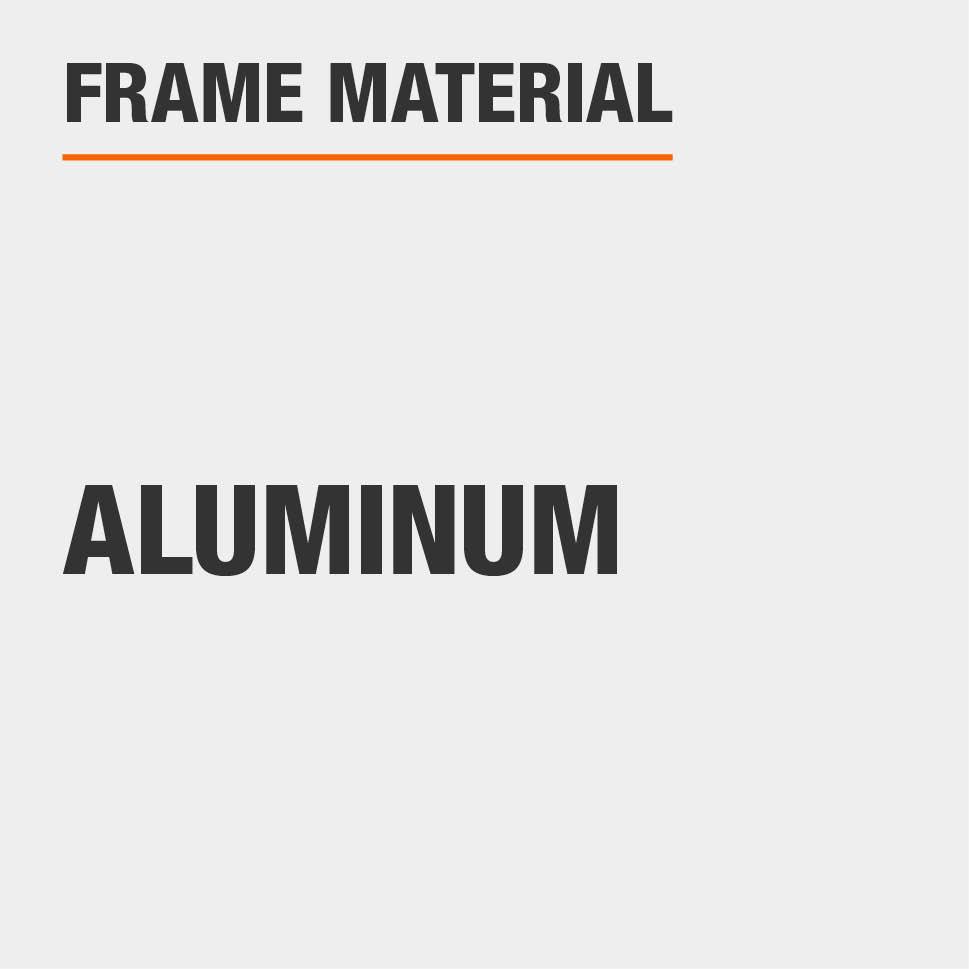 Frame Material Aluminum