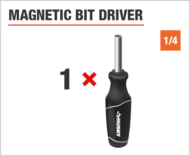 Magnetic Bit Driver