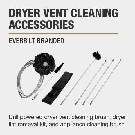 """4/"""" x 20ft 6/""""x25 3/"""" x 25ft 4/"""" x 6ft EverBilt Fexible Dryer Vent Duct 4/"""" x 8ft"""