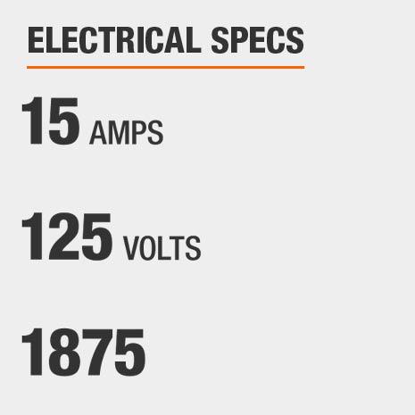 Electrical Specs