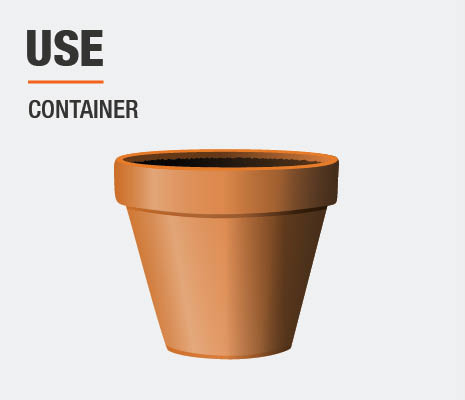 Container - indoor or outdoor
