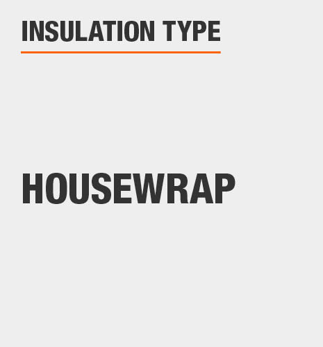 Everbilt 9 ft  x 150 ft  Housewrap