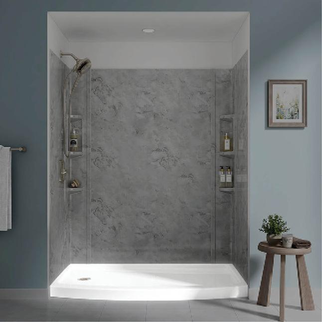 American Standard Ovation Bathroom Wall Collection