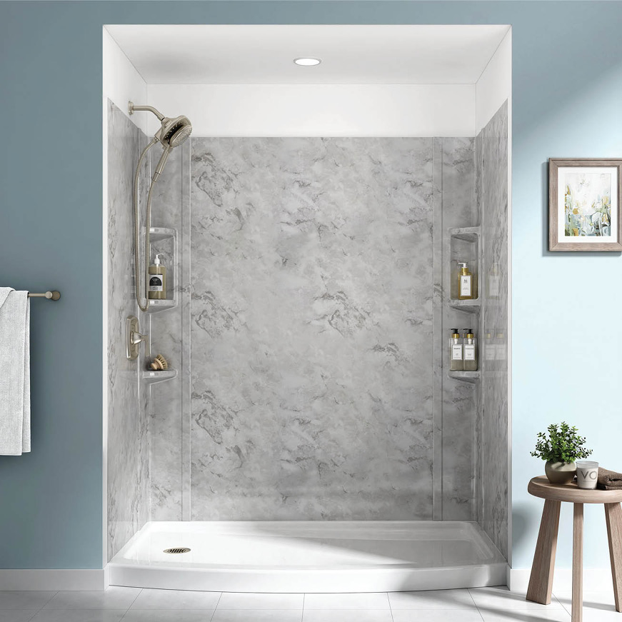 American Standard Ovation Bathroom Wall Collection