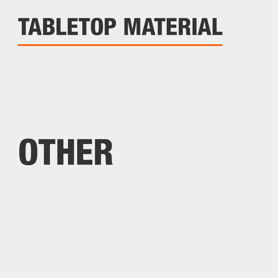 Tabletop Material Other